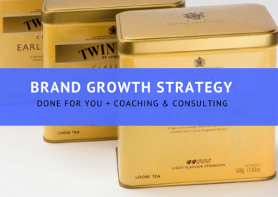 Brand Growth Strategy - How to grow your Brand and Connections