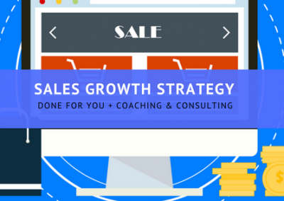 Sales Growth Strategy - How to grow your Sales